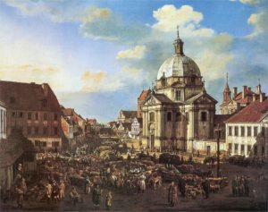 Bellotto_New_Town_Market_Square